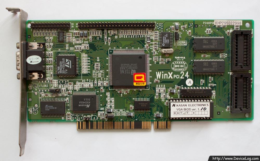 KASAN WInX PCI 24 (frontside)