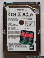 Hitachi 750GB Travelstar 5K750 (2011-06)