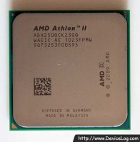 AMD Athlon II X2 250 Regor 3Ghz CPU
