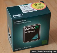 AMD Athlon II X2 250 Regor 3Ghz CPU Box