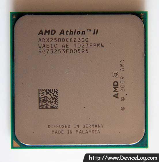 AMD Athlon II X2 250 Regor 3Ghz CPU