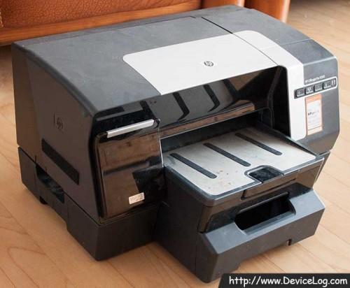 HP K550 dtn