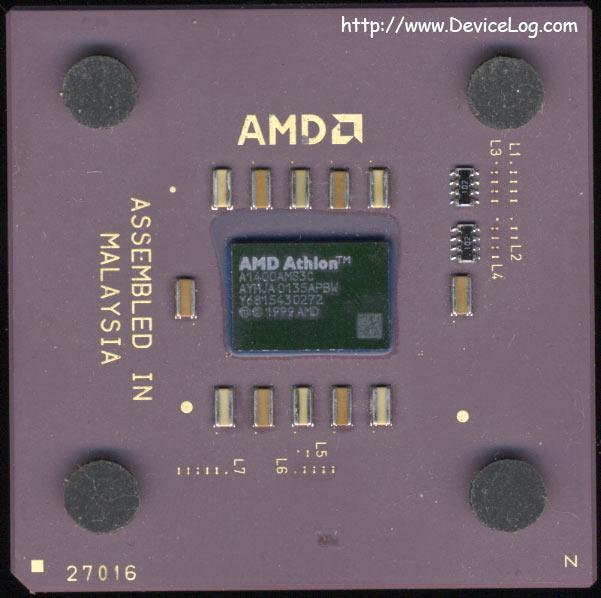AMD Athlon Thunderbird 1.4Ghz