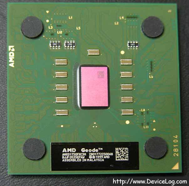 AMD Geode NX 1750