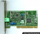 Lite-On D-11561#/A1A 56K PCI; Modem