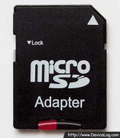 Transcend micro SDXC UHS-I Premium 300X 64GB - adapter