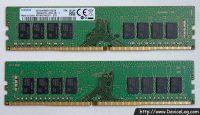 SAMSUNG DDR4 SDRAM 16GB PC4-21300 1906